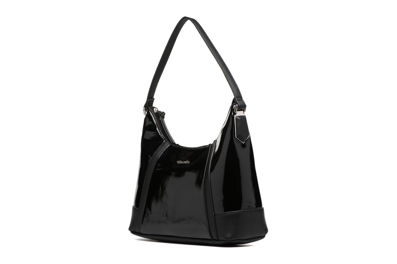 Sacs à main Tamaris ELSA Hobo bag Noir vue portées chaussures