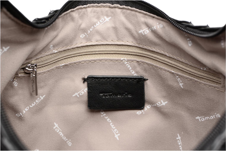 Sacs à main Tamaris ELSA Hobo bag Noir vue derrière