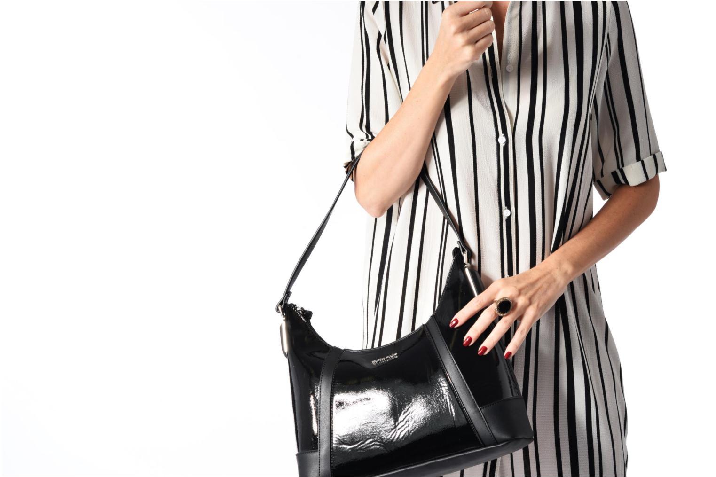 Sacs à main Tamaris ELSA Hobo bag Noir vue haut