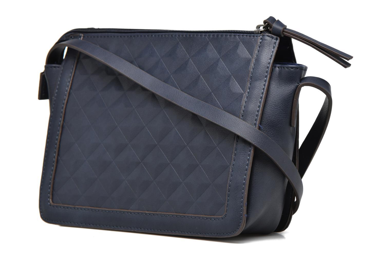 AURA Crossbody bag M Navy