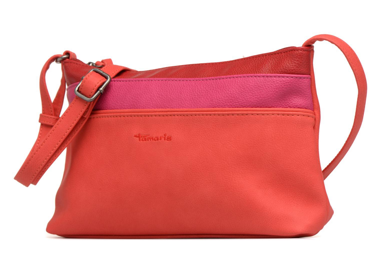 Borse Tamaris KHEMA Crossbody bag S Arancione modello indossato