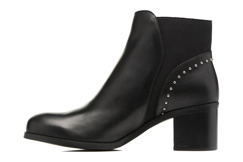 Bottines et boots Georgia Rose Soulia Noir vue face