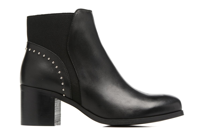 Bottines et boots Georgia Rose Soulia Noir vue derrière