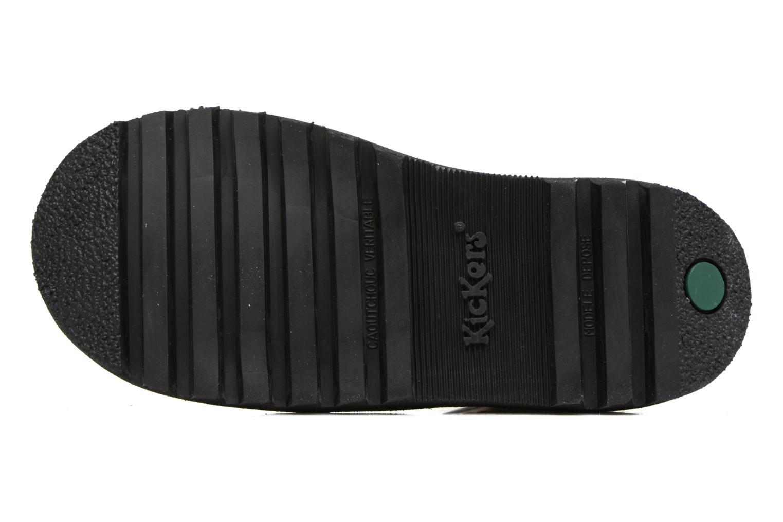 Bottines et boots Kickers Neoclass Noir vue haut