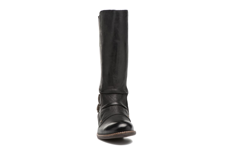 Laarzen Kickers Smackween Zwart model