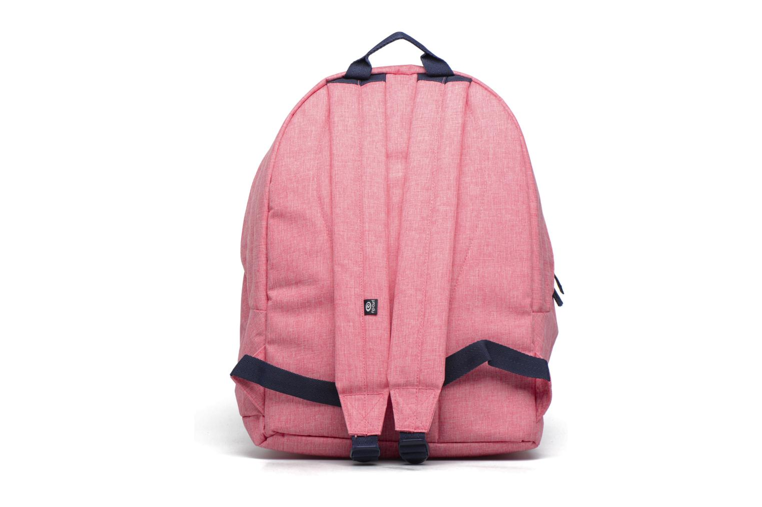 Scolaire Rip Curl Solid Double Dome Rose vue face