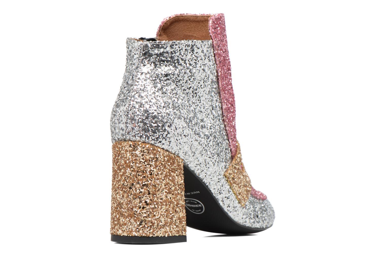 Bottines et boots Made by SARENZA Winter Freak #2 Multicolore vue face