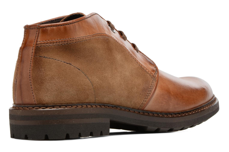 Bottines et boots Mr SARENZA Nicolli Marron vue face