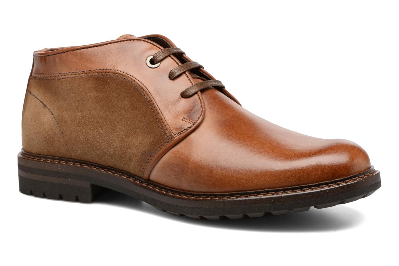 Bottines et boots Mr SARENZA Nicolli Marron vue droite