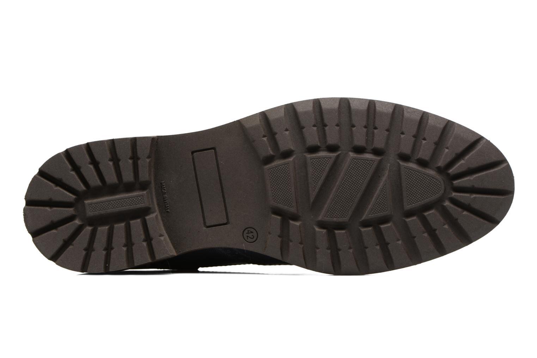 Chaussures à lacets Mr SARENZA Nubia Bleu vue haut