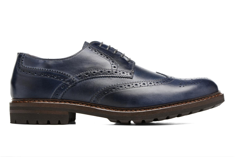 Chaussures à lacets Mr SARENZA Nubia Bleu vue détail/paire