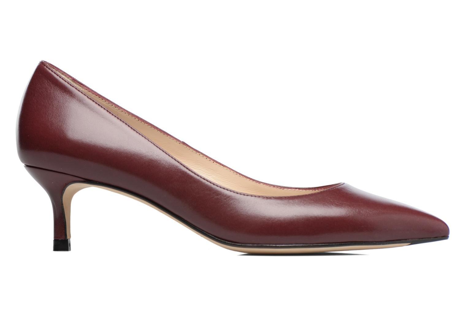 Audrey Kid Red Oxblood