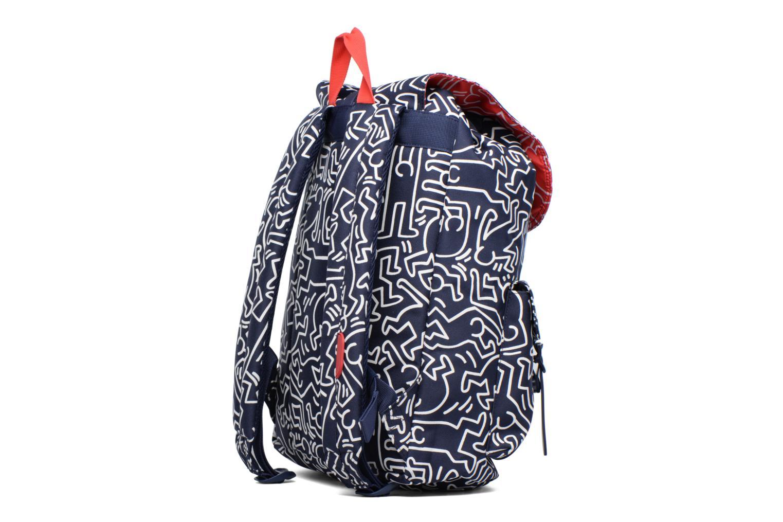 Dawson Keith Haring Peacoat Keith Haring