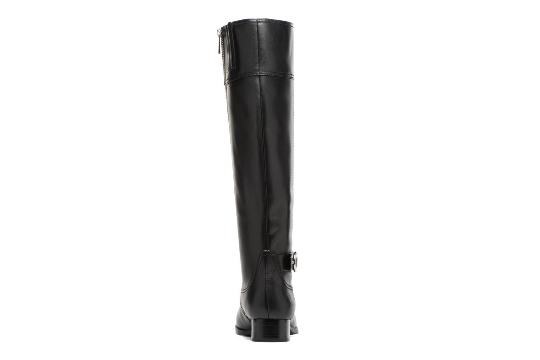 Bottes Michael Michael Kors Harland Boot Noir vue droite
