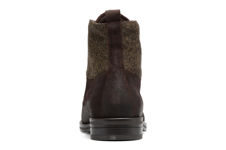 Bottines et boots Heyraud FRITZ Marron vue droite