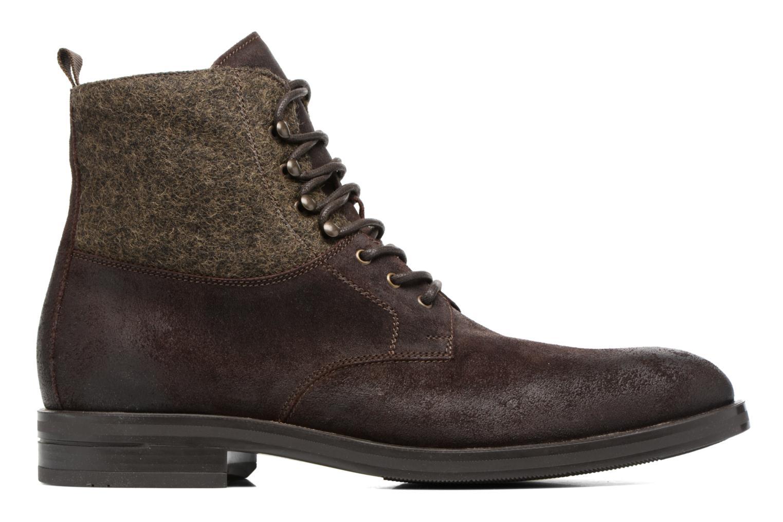 Bottines et boots Heyraud FRITZ Marron vue derrière