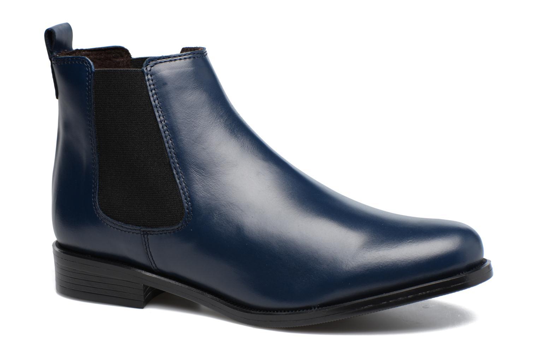 PintoDiBlu Coralina (Bleu) - Bottines et boots chez Sarenza (308728)