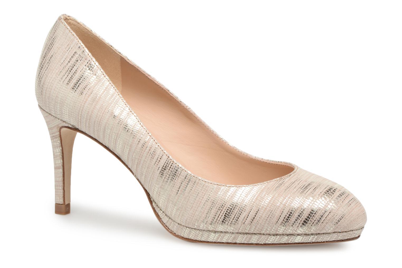 High heels L.K. Bennett New Sybila Bronze and Gold detailed view/ Pair view