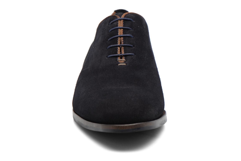 Chaussures à lacets Brett & Sons Charly Bleu vue portées chaussures