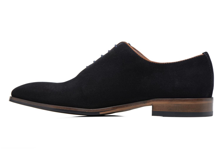 Chaussures à lacets Brett & Sons Charly Bleu vue face