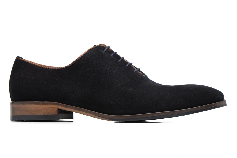 Chaussures à lacets Brett & Sons Charly Bleu vue derrière