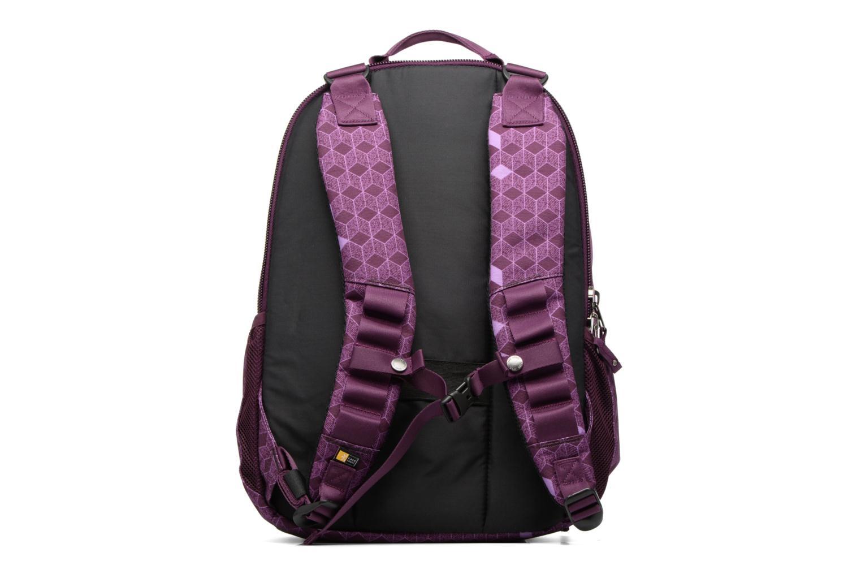 Scolaire Case Logic Case Logic Berkeley Backpack 15.6'' Violet vue face