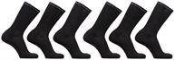 Socken & Strumpfhosen Accessoires Chaussettes crew sport à côtes pack de 6