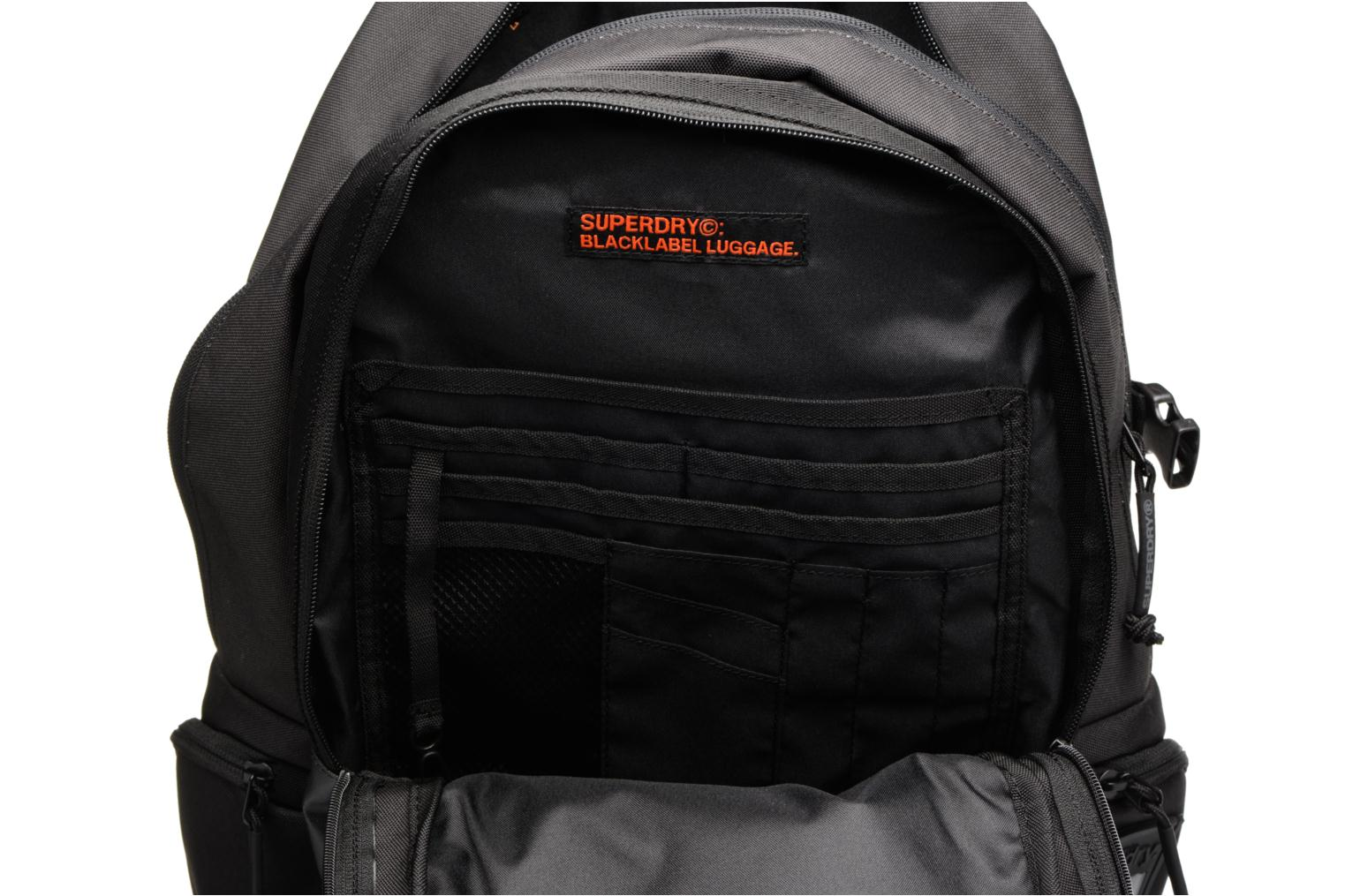 MONO TARP BACK PACK Black