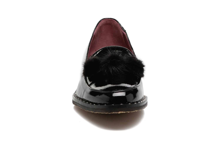 Mocassins HE Spring Lulu Noir vue portées chaussures