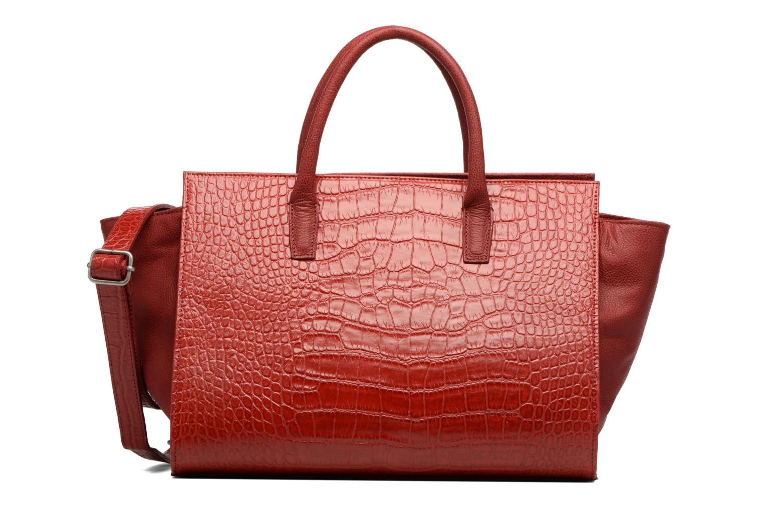 Handbags Nat & Nin Gisèle Red detailed view/ Pair view