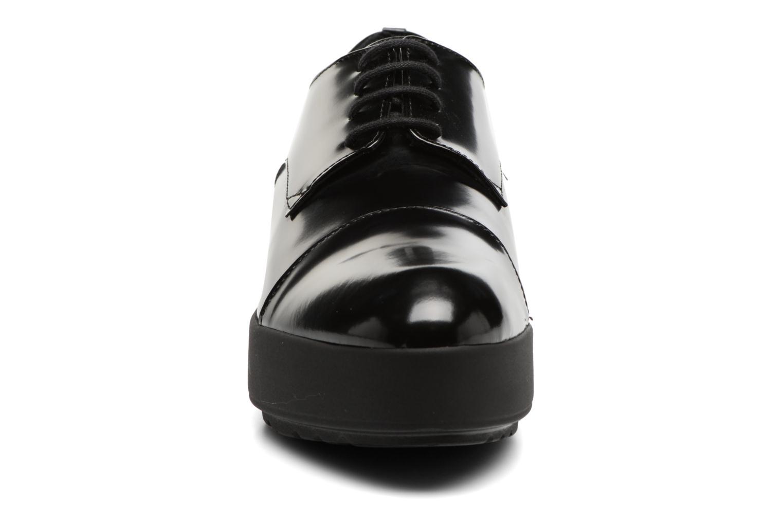 Zapatos con cordones Elizabeth Stuart Cid 308 Negro vista del modelo
