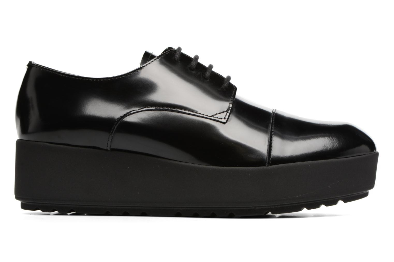 Zapatos con cordones Elizabeth Stuart Cid 308 Negro vistra trasera