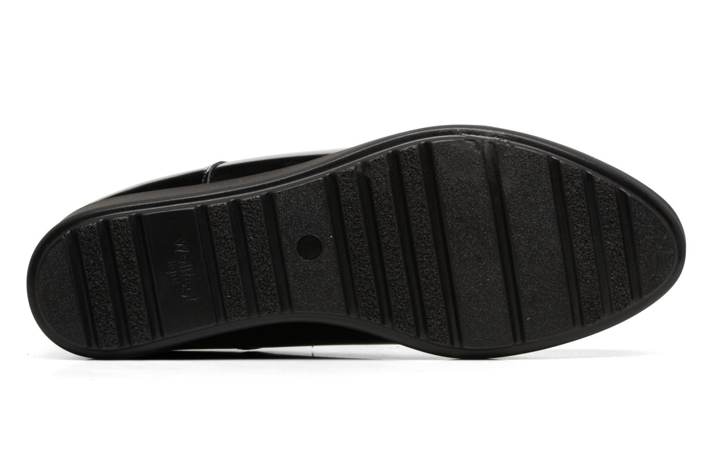 Zapatos con cordones Elizabeth Stuart Cid 308 Negro vista de arriba