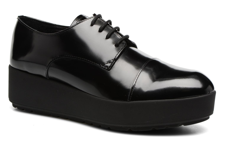 Zapatos con cordones Elizabeth Stuart Cid 308 Negro vista de detalle / par