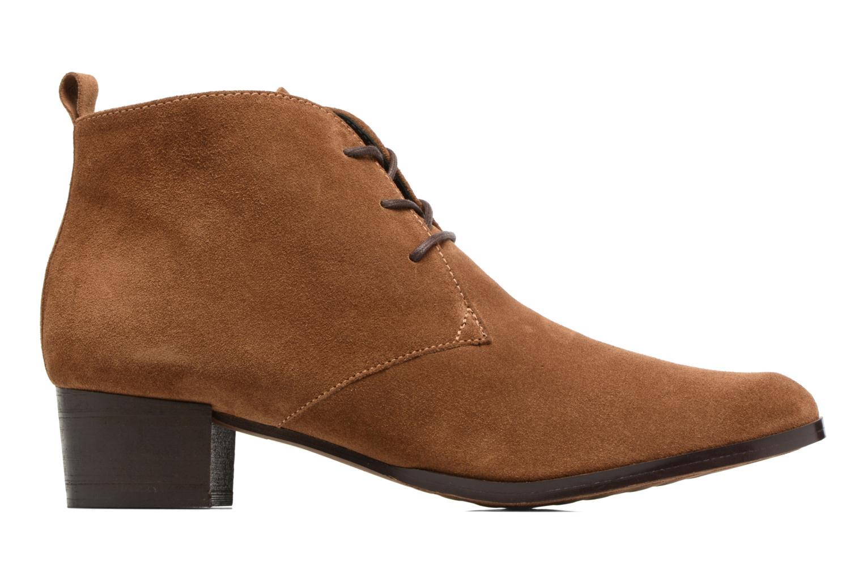 Bottines et boots Elizabeth Stuart Ilis 334 Marron vue derrière