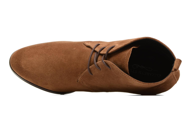 Bottines et boots Elizabeth Stuart Ilis 334 Marron vue gauche