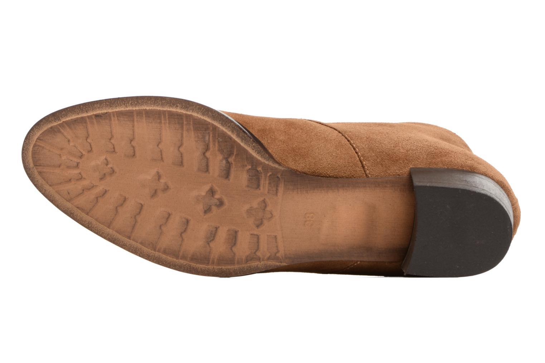 Bottines et boots Elizabeth Stuart Ilis 334 Marron vue haut