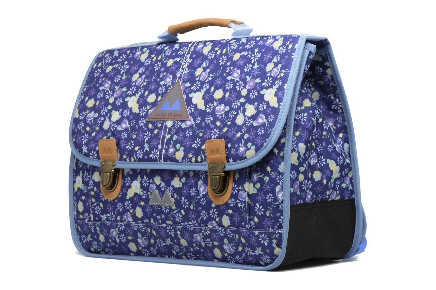 Cartable 38cm Liberty Bleu