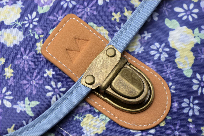 Cartable 38cm Liberty Bleu