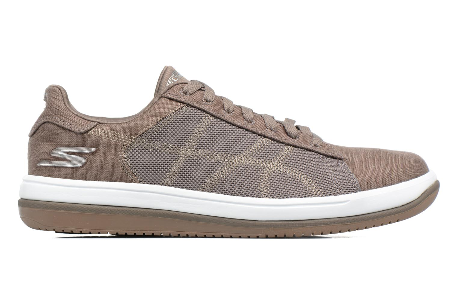 Trainers Skechers On the Go - Revolve Brown back view