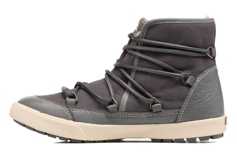 Bottines et boots Roxy Darwin Gris vue face