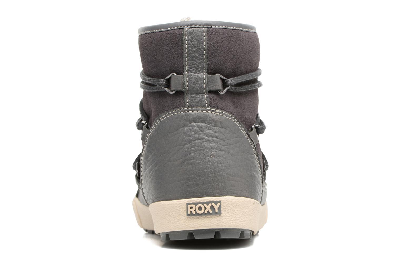 Bottines et boots Roxy Darwin Gris vue droite