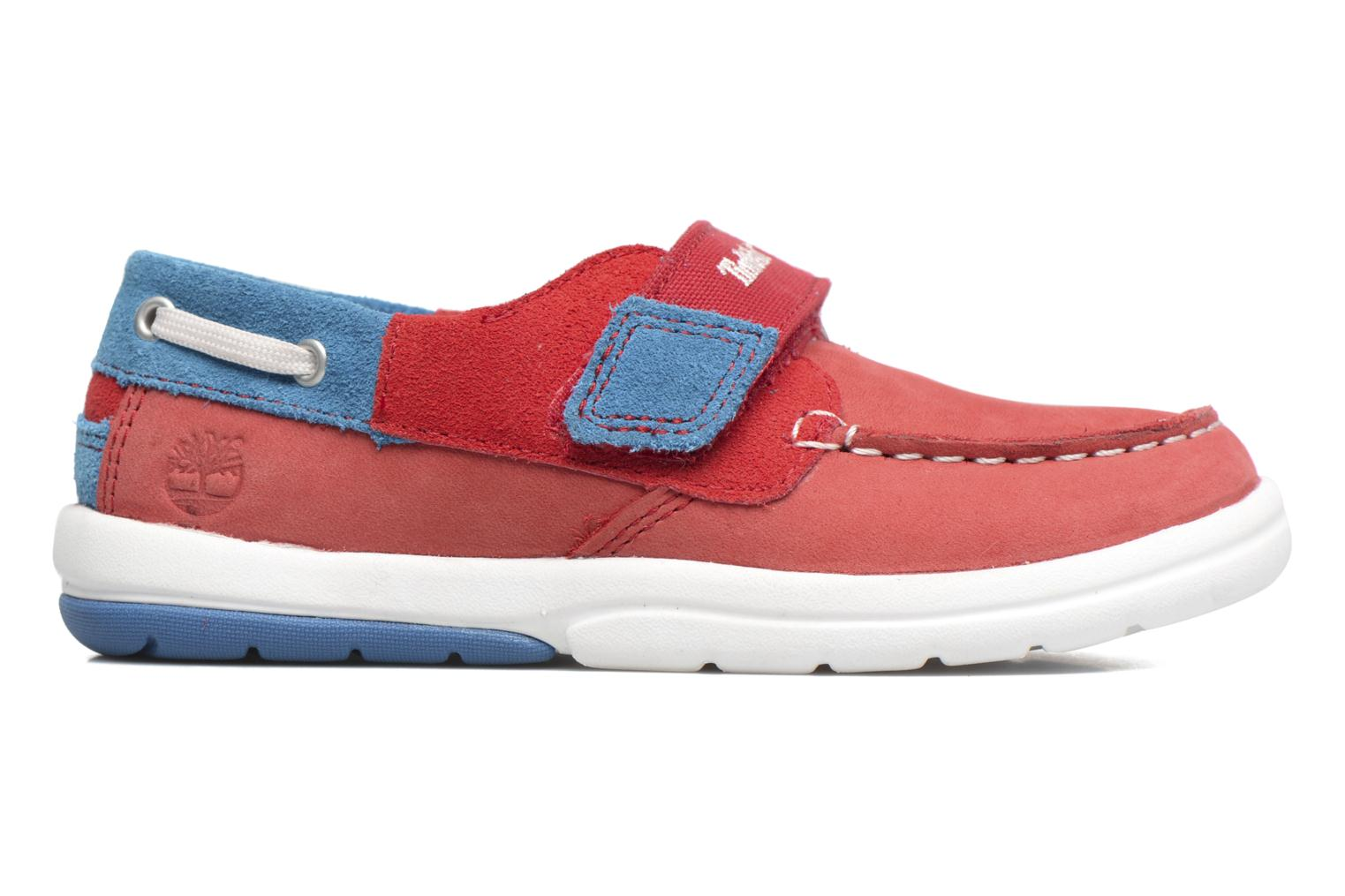 Sneakers Timberland Toddletracks Boat Sh Rood achterkant