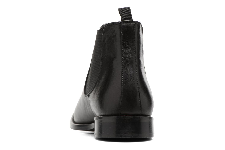Bottines et boots Marvin&Co Rothwell Noir vue droite
