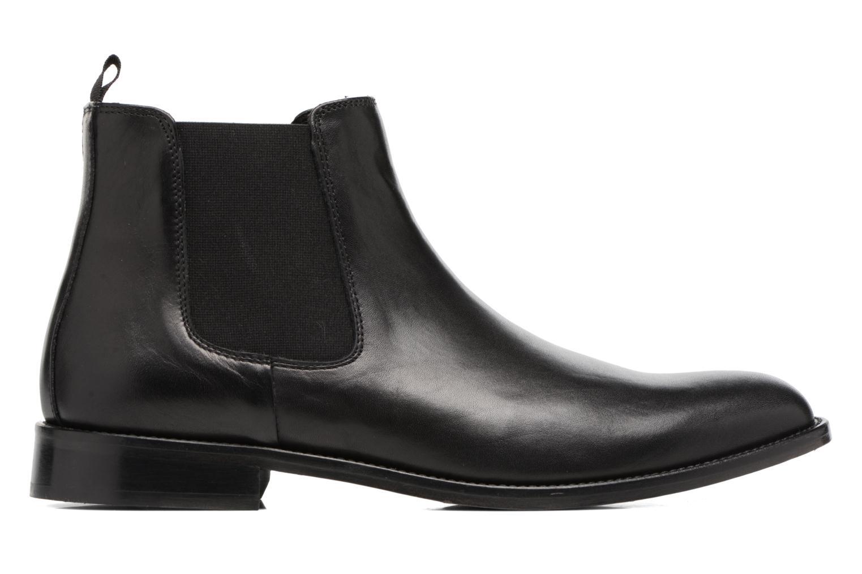 Boots en enkellaarsjes Marvin&Co Rothwell Zwart achterkant