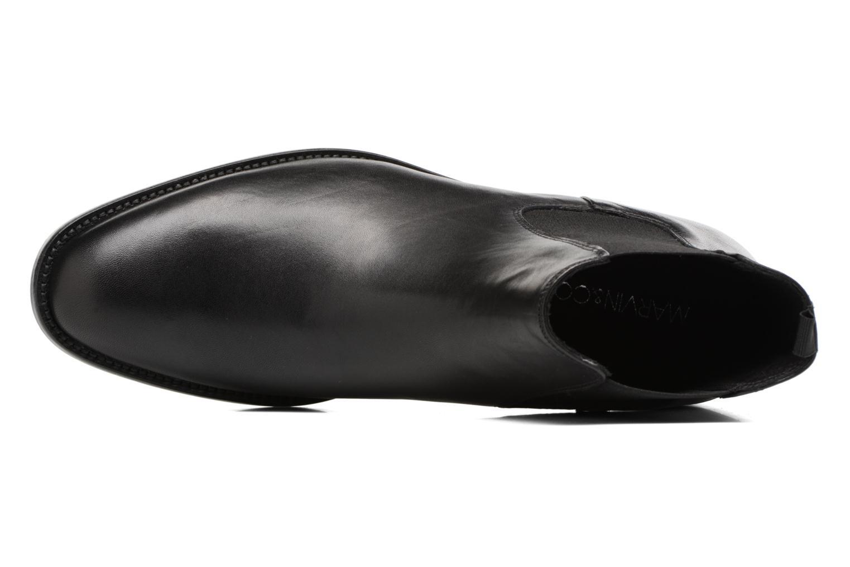 Bottines et boots Marvin&Co Rothwell Noir vue gauche