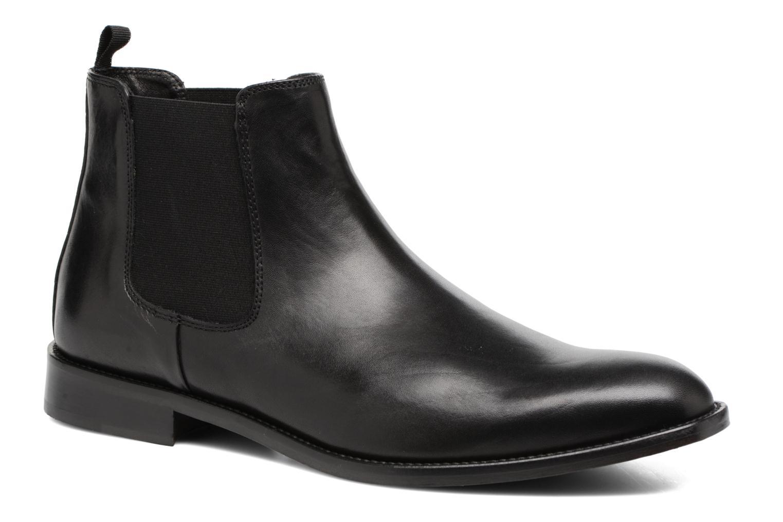 Boots en enkellaarsjes Marvin&Co Rothwell Zwart detail