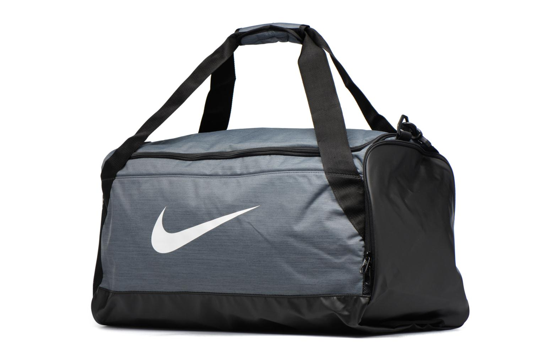 NikeBrasilia Duffle bag M Flint grey/Black/White