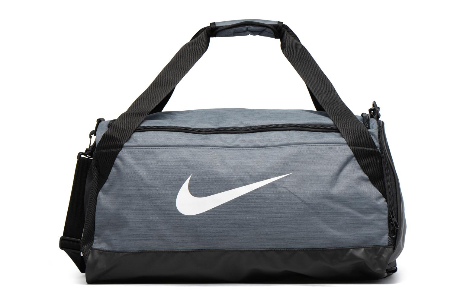 NikeBrasilia Duffle bag M Flint grey/Black/White