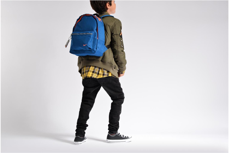 Rucksacks Nike Kids' Nike Classic Backpack Blue view from above